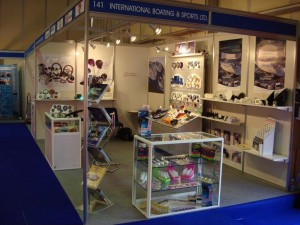 2008 Dubai International Boat Show - IBS Stand - 011